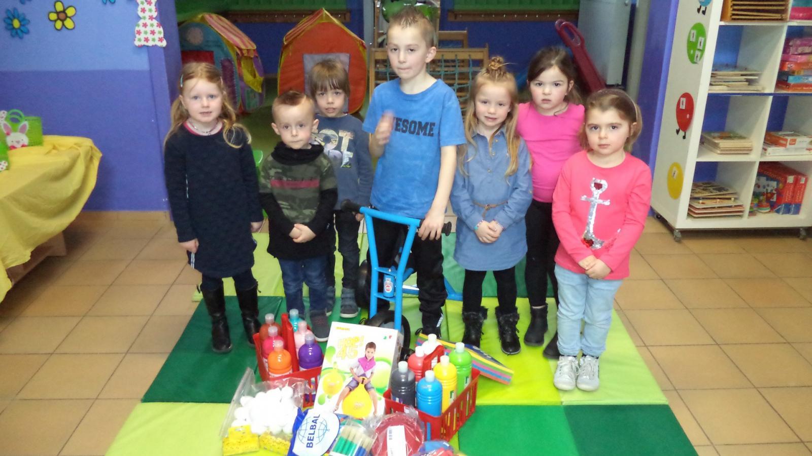 Gemeentelijke Kleuterschool • Heers